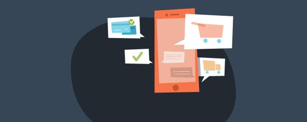 3 Redenen waarom sms belangrijk is in E-commerce
